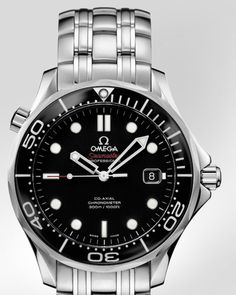 Omega Seamaster Diver 300m Co-Axial | Luxify | Luxury Within Reach