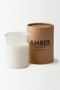 Laboratory Perfumes Candle - anthropologie.eu