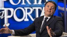 """Crisi emigranti, Renzi:  """"Aiuti all'Italia o veto su bilancio 2017"""""""