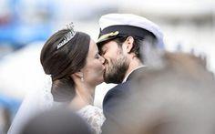 EN IMAGES. Mariage royal en Suède : le défilé du gotha - Le Parisien