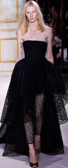 Giambattista Valli Haute Couture.