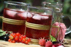 Eistee für Kinder selber machen Strawberry, Food And Drink, Fruit, Drinks, Desserts, Recipes, Kakao, Smoothies, Blog