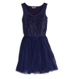 lace and tulle dress (for Nyah)
