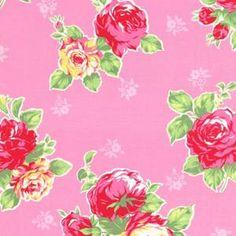 Spring Flower Sugar 2014 Pink Large Floral Bouquet