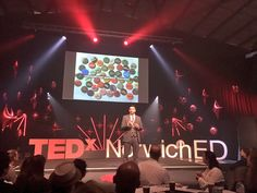 I presented at a TEDx event! @ASTSupportaali