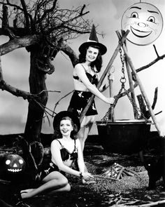 jane adams and patricia alphin c. 1946