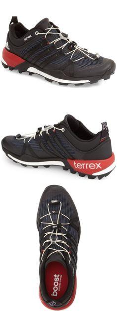 Adidas Terrex Skychaser Trail Running Shoe running shoes, shoes, sneakers, Adidas, men's sneakers, men's running shoes
