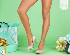 #heels #gold #tacones #dorado #kitescr