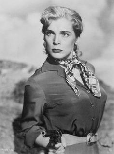 RED CANYON (1951) - Lizabeth Scott - Paramount - Publicity Still.
