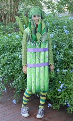 Posts about vegetable costumes written by Native Foods Cafe Team Costumes, Green Costumes, Baby Costumes, Food Costumes, Fruit Halloween Costumes, Halloween Kostüm, Halloween Themes, Vegetable Costumes, Native Foods