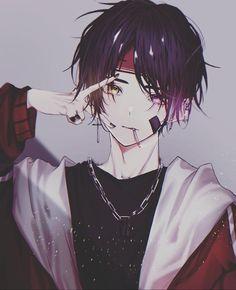 Manga boy - manga-junge - garçon manga - manga boy - manga to read, mang. Anime Chibi, Kawaii Anime, Fanarts Anime, Anime Characters, Hot Anime Boy, Dark Anime Guys, Cool Anime Guys, Anime Boys, Anime Angel