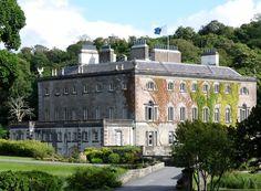 Westport House, County Mayo, Ireland