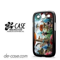 Alice In Wonderland Party DEAL-523 Samsung Phonecase Cover For Samsung Galaxy S3 / S3 Mini