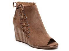 Lucky Brand Jaevin Wedge Bootie