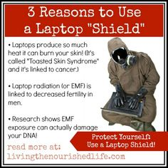 3 reasons to use a laptop shield