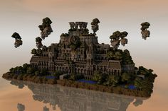 Palace of Cooldude Minecraft Project