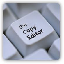 Ever wonder what a copy editor does? Find out ...