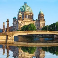 Have a blast in Berlin, city of culture and history