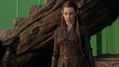 Evangeline Lilly on playing a grittier type of Elf in The Hobbit: The Desolation Of Smaug | TotalFilm