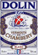 Dolin Vermouth de Chambéry / Dry * Blanc * Rouge