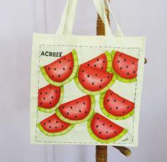 ecobag melancia
