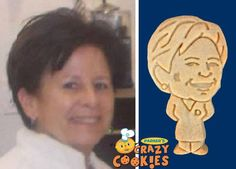 Mom's Birthday Party - Ideas - Custom Cookies - Personalized - Favors - Cookies
