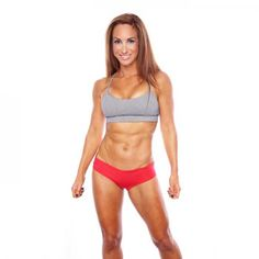 Fitness Woman Lifting Bar With Weights - Weight-Loss Tips from Trainers, Nutritionists, and Fitness Models | Shape Magazine