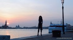Elena - Venice Sunset with the Legs Goddess 7.jpg