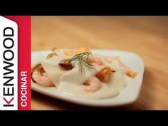 Como hacer Bechamel | Cooking Chef de Kenwood - YouTube