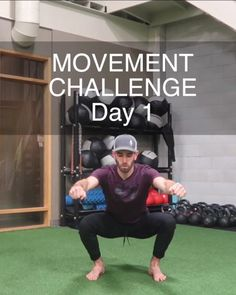 It's Day 1 of our MOVEMENT CHALLENGE that involves mobility training and injury prevention exercises 💪🏻 Zumba Workout Videos, Gym Workout Tips, Workout Challenge, Boxing Workout, Sport Fitness, Zumba Fitness, Flexibility Workout, Yoga Videos, Injury Prevention