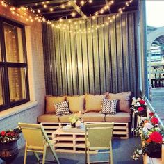 Décorer son balcon | À la mode Montréal
