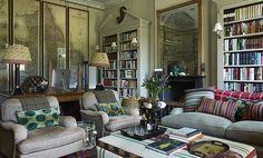 Jemma Kidd's living room.