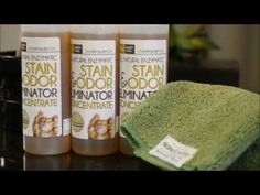 All Natural Enzymatic Cleaner - Enzyme Concentrate - YouTube