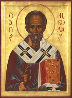 Николай Чудотворца икона