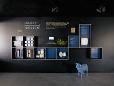Thiết kế giấc ngủ trên Behance Design Ppt, Ok Design, Wall Design, Design Case, Branding Design, Design Websites, Decorating Websites, Creative Design, Display Design