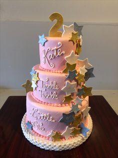 Astonishing 194 Best Little Girl Birthday Cakes Images In 2020 Little Girl Birthday Cards Printable Benkemecafe Filternl