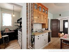 nicole curtis house rehab | Nicole Curtis/Rehab Addict / Interior by Nicole Curtis - kitchen and ...