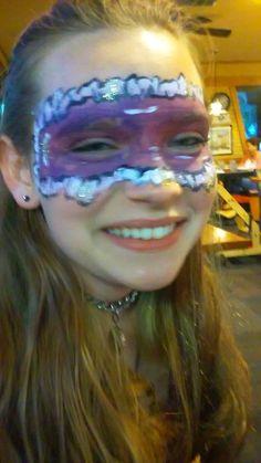 #mardigrasmaskfacepaint #masquerademaskfacepaint #pizzahutsilverspringsfacepaint #funfacesballooncreationsfacepaint