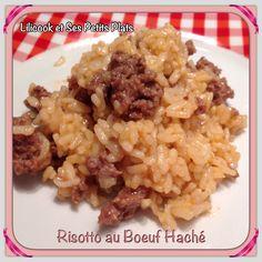 image Risotto, Polenta, Fodmap, Grains, Gluten, Rice, Ethnic Recipes, Image, Food