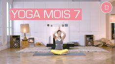 Yoga prénatal - 7ème mois de grossesse