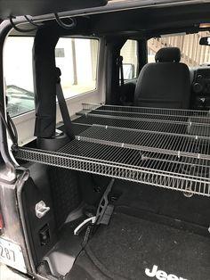 Diy Wrangler Cargo Cover Jeep Ideas Jeep Wrangler