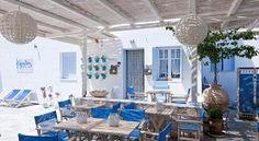 Kimolos Hotel, Psathi, Kimolos, Greece.  Charming!