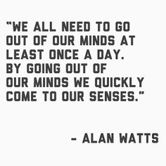 Alan Watts •