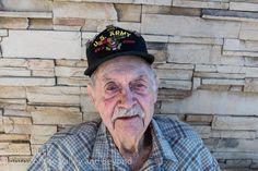 World War II Veteran in 2015