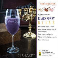 Blackberry Bliss!