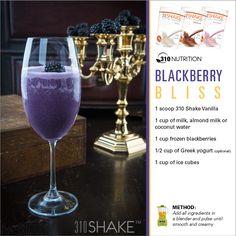 310 shake blackberry bliss