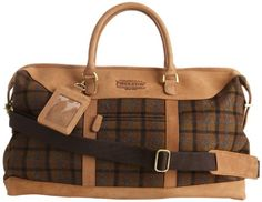 Pendleton offer the best Pendleton Men's Weekender Bag, Brown/Black Check, One Size. This awesome product currently in stocks, you can get this Apparel now only $213.92