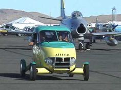 1960 Aerocar Metamorphosis - YouTube, made in 1956