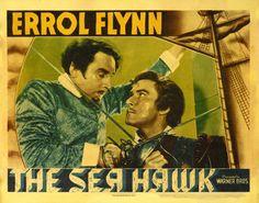 the sea hawk/movie | Errol Flynn Archives - FFF Movie Posters