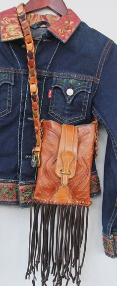 Classy brown Western Boot Purse 7127 by GriffinsCloset on Etsy, $145.00